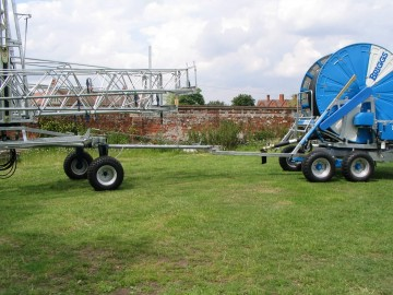 R3 and boom transport pos Newbury